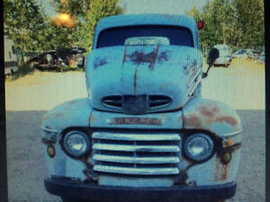 1949 MERCURY PICKUP PROJECT SELL / TRADE