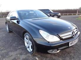 2009 Mercedes-Benz CLS 3.0 CLS320 CDI 7G-Tronic 4dr
