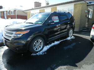 Ford explorer XLT 2011 - 4wd