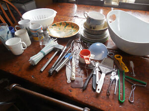 misc kitchen items