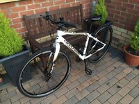 Cannondale quick sl3 2014, size m/17. brand new condition