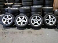 "19"" Genuine Mercedes ML Alloy wheels"
