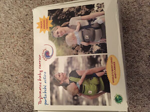 Practically brand new Ergobaby Performance Carrier