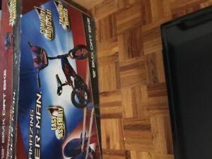 Spider-Man BMX