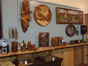 Antique jam cupboard and collectables,crafts London Ontario image 9