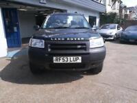 Land Rover Freelander 1.8 2003MY Kalahari