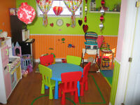7,30$/day Daycare in Fabreville (Laval)