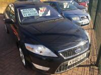 Ford Mondeo 1.8TDCi ( 125ps ) 2009.5MY Sport in black with full history