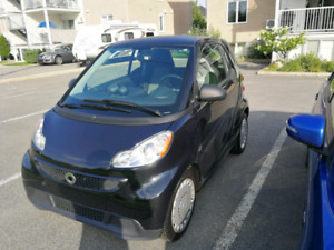 Smart fortwo 2013 Pure
