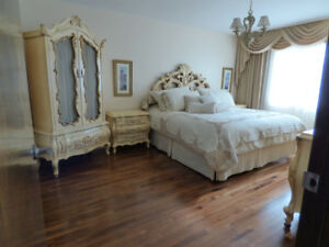 french provincial bedroom set