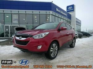 2014 Hyundai Tucson LIMITED AWD Leather Navigation bluetooth