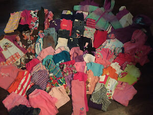 Girls sz 4spring/summer large bulk lot