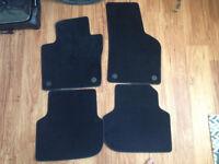 2011-current Volkswagen jetta carpet floor mats