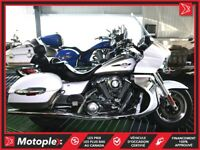 2013 Kawasaki VULCAN VOYAGER 1700 VN 1700 * SEULEMENT 11922 KM ! Laval / North Shore Greater Montréal Preview