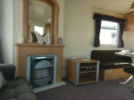 Bargain Static Caravan For Sale On Holiday Park With Direct Beach Access