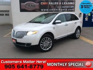2015 Lincoln MKX   AWD NAV ROOF CS THX-AUDIO CAM P/GATE MEM 20 -