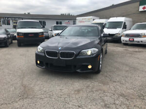 2013 BMW 535XI M PKG TWIN TURBO NAV LEATHER SUNROOF SAFETY&E-TES