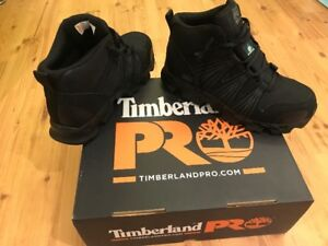 Timberland Safety Shoes, Size 9
