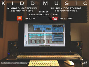 Mixing, Mastering & Video Editing West Island Greater Montréal image 1