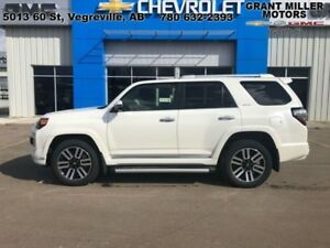 2018 Toyota 4Runner SR5  - Certified - Leather Seats