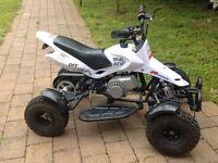 50cc automatic quad