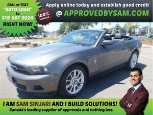 CONVERTIBLE STANG - APPLY WHEN READY TO BUY @ APPROVEDBYSAM.COM