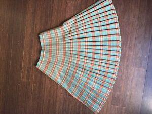 Women's tartan kilts