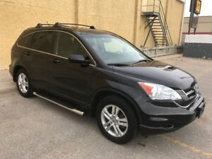 2011 Honda CR-V EXL - NAV-LEATHER-SUNROOF