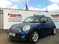 2012 MINI HATCH COOPER 1.6 Cooper (Sport Chili) 3dr Hatchback Petrol Manual