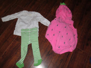 Carter's 3-6 month costume.