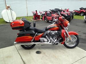 CVO  Electra Glide Ultra CLassic Screaming