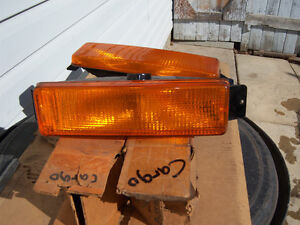 FORD CARGO CF7000/8000 LH FRONT SIGNAL LAMP E6HZ-13200-D NEW Strathcona County Edmonton Area image 2