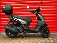 2011 YAMAHA BWS 125CC SCOOTER NOT SPEEDFIGHT LEARNER LEGAL DELIVERY AVAILABLE