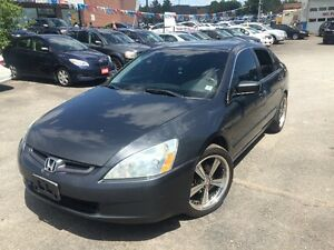 Lease to own in 2 years for $261+tax P/Month 2005 Honda Accord