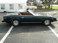 House Of Z's Datsun 280z Convertible,Roadster Touring Car - RARE