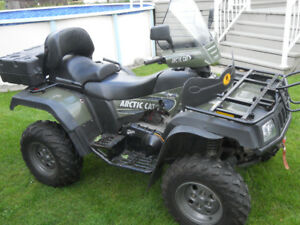 V.T.T Artic Cat 4x4 500 2003 à vendre