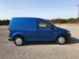 Volkswagen Caddy 1.6 75PS STARTLINE EURO 5 DIESEL MANUAL BLUE (2015)
