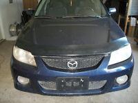 2002 Mazda Mazda5 Hatchback