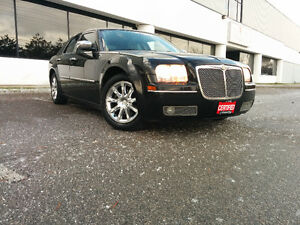 2007 chrysler 300, touring, limited edition