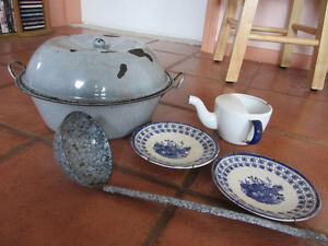 Granitware miscellaneous