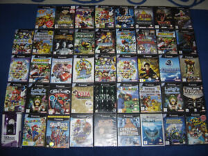 Gamecube Games, Consoles, and Controllers