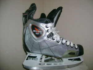 CCM and Bauer Hockey Ice skates for men