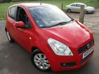 2009 SUZUKI SPLASH GLS 5 DOOR HATCHBACK PETROL