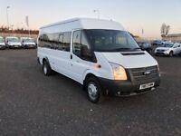 Ford Transit 430 SHR BUS 17 STR (white) 2013