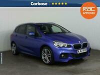 2018 BMW 2 Series 225xe M Sport 5dr [Nav] Auto HATCHBACK Petrol/Plugin Elec Hybr