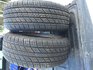 Great condition Grand Prix tires