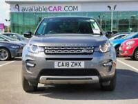 2018 Land Rover Discovery Sport Land Rover Discovery Sport 2.0 TD4 180 HSE 5dr A