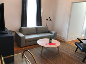 Looking for 2 roommates in a 51/2 near Concordia