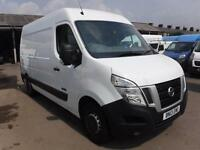 NISSAN NV400 F35 13 DCI SE LWB H-R , White, Manual, Diesel, 2013