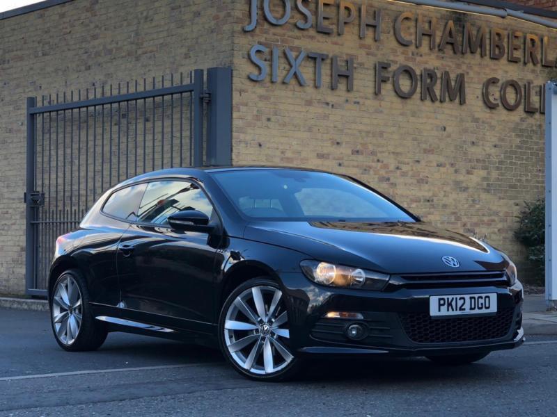 2012/12 Volkswagen Scirocco 2 0TDI 170PS VW R LINE MODEL SATNAV  DELIVERY+FINANCE | in Edgbaston, West Midlands | Gumtree
